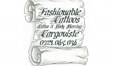 Targoviste - Fashionable Tattoos