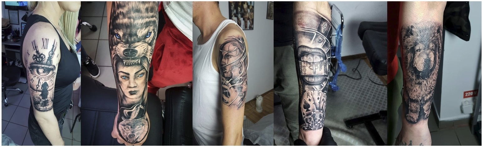 salon tatuaje mioveni