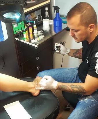 salon tatuaje bacau
